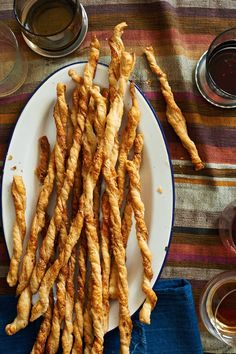 Homemade Cheese Straws | A Cup of Jo