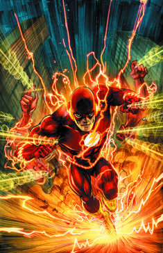 Flash Vol 3 #10 by Yildiray Cinar, Brian Buccellato