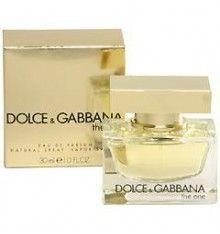 DOLCE GABBANA THE ONE D G EAU DE PERFUME 30ML VAPO Referencia: 28019 por 39,95 € en www.perfumesnenufar.com