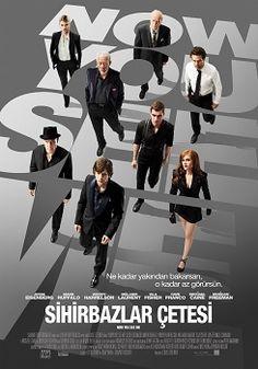 Sihirbazlar Çetesi - 2013 BRRip XviD Türkçe Dublaj Tek Link