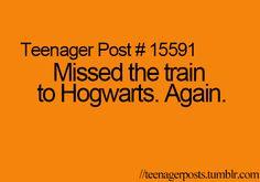 #mugglestruggle