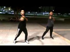 Amazing Dance to Anaconda - YouTube