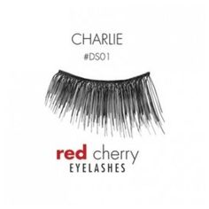 a3e77917d09 Red Cherry DS01 False Eyelashes (Charlie) #Eye #EyeLashes #RedCherry  #RedCherryLashes. Eyelashes Unlimited