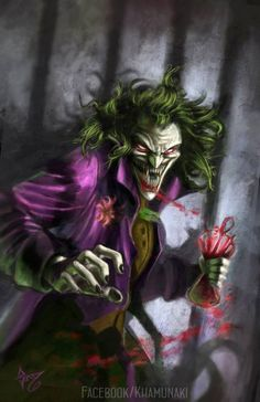Joker by SunKhamunaki