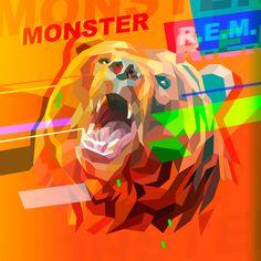 Monster - Liam Brazier Illustration & Animation