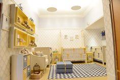 Aprenda dar unidade e personalidade à decoração do quarto dos gêmeos - Imóveis e Decoração - BOL Notícias