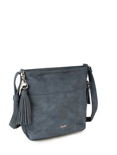 706de9c162f8e CONNY CY8    Kunstleder    Handtasche    crossbody    blue    ice    grey     black