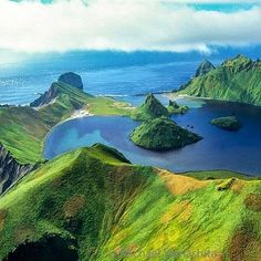 The Kuril Islands . Photograph by: @yamashitaphoto  Tag #exploreheaven and follow us to be featured. by exploreheaven