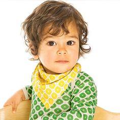 Baby slabbetjes bandana style, kinderslabbetjes van In Style! De ideale giftset voor elke moeder!