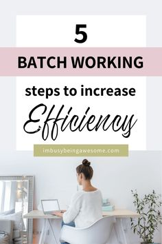 Learn how to batch your work and create a batching process that helps you increase your productivity and efficiency today. Combine that with time blocking and this free trello template and you will be organized, efficient, and ready to go in no time. Effective Time Management, Time Management Skills, Trello Templates, After School Routine, Work Productivity, Management Books, Teaching Time, Self Improvement Tips, Life Organization