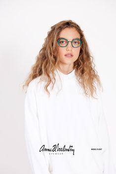 ANNE & VALENTIN Eyewear - Model FLIGHT