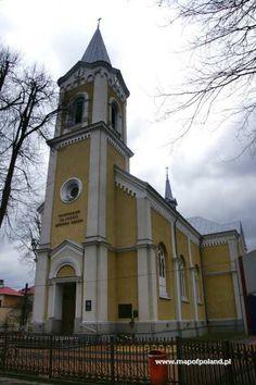 Sanktuarium Św. Józefa Opiekuna Rodzin - Nisko
