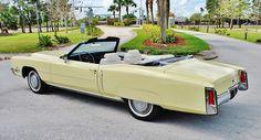 1972 Cadillac Eldorado Convertible | Flickr - Photo Sharing!