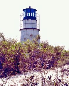 Little Cumberland Island Lighthouse, Georgia at Lighthousefriends.com