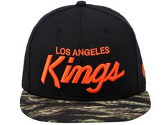 Los Angeles Kings Tiger Camo 59Fifty Fitted Cap by NEW ERA x NHL