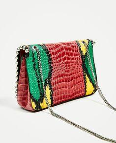 8a9a1211e Las 29 mejores imágenes de carteras   Purses, Bags y Zara united states