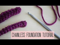 Why and How to Use the Foundation Single Crochet Stitch (FSC) Crochet Stitches Free, Free Crochet, Crochet Patterns, Crochet Borders, Single Crochet Stitch, Double Crochet, Simply Crochet, How To Start Crochet, Bella Coco
