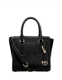 Michael Michael Kors Selby Medium Top Zip Messenger Bag