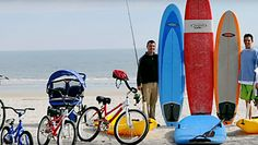 Hilton Head Outfitters - Hilton Head Outfitters provides outdoor activities and fun-filled adventures, like biking, kayaking, canoeing, and fishing, that the whole family can enjoy.