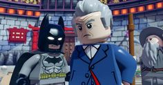 Everything is Awesome: Doctor Who May Be Joining The LEGO Movie 2
