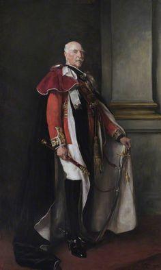 Field Marshal HRH Arthur William Patrick Albert (1850–1942), Duke of Connaught and Strathearn