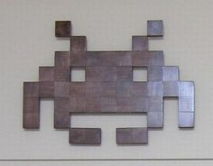 8-Bit Wood Art (46 pics) - Izismile.