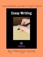 Essay Writing Guides from 7SistersHomeschool.com at a variety of levels from middle school to advanced by Marilyn Groop.  Used with homeschool students in our local community with great success, these 10-week guides include grading rubrics and fun examples of the skills your student needs to master for strong writing. #homeschool #highschool #essay #teens #writing