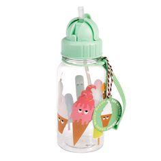 little squirt Eco Friendly Foldable Bottle Stephen Joseph BPA Free,Giraffe