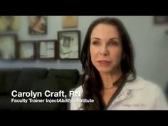 Carolyn Craft, RN speaks about the Patented ArqueDerma® Artistic Restora...