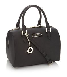 DKNY saffiano bowling bag. Lusting about it!
