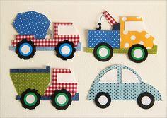 Carrinhos | Vários modelos de carrinhos. Adorei o carro guin… | Flickr