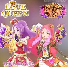 Perfect Queen from Aikatsu Stars! Love Queen from Aikatsu!