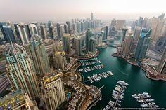 Megacurioso - Russos escalam edifícios de Dubai e tiram fotos espetaculares