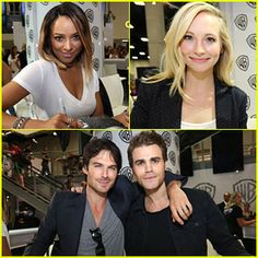 TVD at SDCC 2016 announce S8 the end   final signing as TVD cast but friends forever