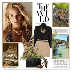 """""""The wild!!"""" by lilly-2711 ❤ liked on Polyvore featuring Ash, Isabel Marant, Chloé, Dolce&Gabbana, Deux Lux, Jimmy Choo, Kate Spade, Gucci and Lucky Brand"""