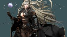 Special Characters, Fantasy Characters, Female Characters, Fictional Characters, Hyun Kyung, Fantasy Pictures, Shadowrun, Character Portraits, World Of Warcraft