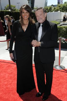2010 with wife #3 Robin Williams life in pictures | Wonderwall.com