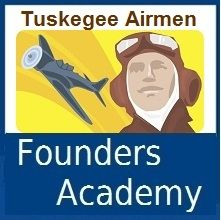 Just $9 for the family - Live! Tuskegee Airmen - Founders Academy | Extend the live class learning with our custom A Journey Through Learning lapbook http://www.currclick.com/product/77142/Tuskegee-Airmen-Lapbook-for-Founders-Academy-Live-Class