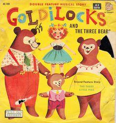 """Goldilocks and the"