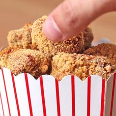 Piri Piri Popcorn Chicken Piri Second Popcorn Chicken Tasty Videos, Tasty Chicken Videos, No Cook Meals, Love Food, Chicken Recipes, Recipe Chicken, Tapas, Food To Make, Piri Piri