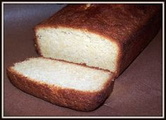 Olla-Podrida: Suppressing a Scream Vanilla Malt Pound Cake