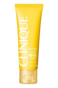 Clinique best spf moisturiser