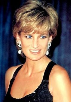 20 Celebrity must-have hairdos: Princess Diana sported many hairstyles,