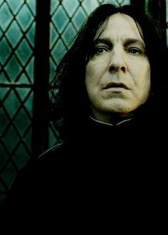 Snape - from the beginnig until the very end. <3