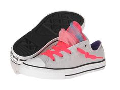 For Mila:  Converse Kids Chuck Taylor® All Star® Party Slip (Little Kid/Big Kid)