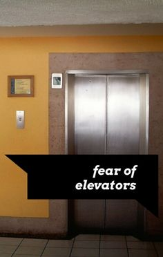 Dr Oz helped a woman face her fear of elevators by understanding why she feels the way she does about them. http://www.recapo.com/dr-oz/dr-oz-advice/dr-oz-overcoming-elevator-phobia-conquering-fears/