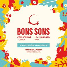 The Music Spot: Bons Sons 2016: o cartaz está fechado
