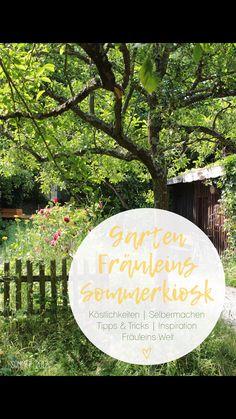 Das Online Magazin vom Garten Fräulein - Sommer Ausgabe