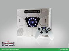 Não importa o seu time, você vai querer esse Xbox One especial do Homem de Ferro…