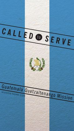 iPhone 5/4 Wallpaper. Called to Serve Guatemala Quetzaltenango Mission. Check MissionHome.com for more info about this mission. #Mission #Guatemala #cellphone